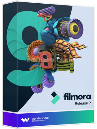 Filmora 9 Free Download 9.1.2.7 [Wondershare]
